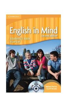 English in Mind Starter Level Student's Book with DVD-ROM -- U�ebnice