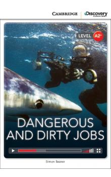 Dangerous and Dirty Jobs Book with Online Access code -- Doplňky