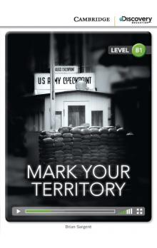 Mark Your Territory Book with Online Access code -- Dopl�ky