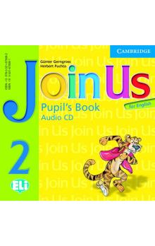 Join Us for English 2 Pupil's Book Audio CD -- CD