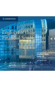 English for the Financial Sector Audio CD -- CD