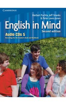 English in Mind Level 5 Audio CDs (4) -- CD