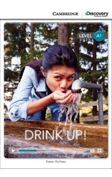 Drink Up! Book with Online Access code -- Dopl�ky