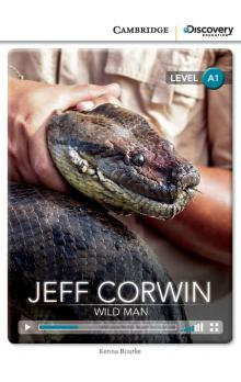 Jeff Corwin: Wild Man Book with Online Access code -- Dopl�ky
