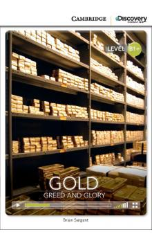 Gold: Greed and Glory Book with Online Access code -- Dopl�ky