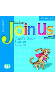Join Us for English Starter Pupil's Book Audio CD -- CD