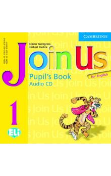 Join Us for English 1 Pupil's Book Audio CD -- CD