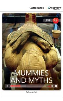 Mummies and Myths Book with Online Access code -- Doplňky
