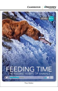 Feeding Time: The Feeding Habits of Animals Book with Online Access code -- Doplňky