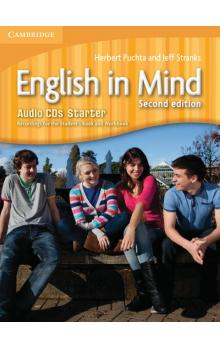 English in Mind Starter Level Audio CDs (3) -- CD