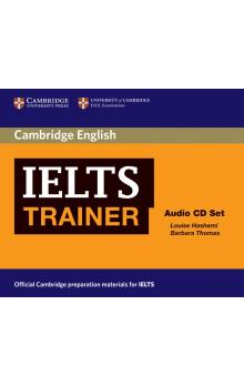 IELTS Trainer Audio CDs (3) -- CD
