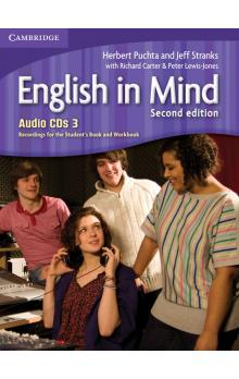 English in Mind Level 3 Audio CDs (3) -- CD