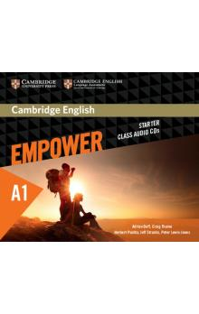 Cambridge English Empower Starter Class Audio CDs (4) -- CD