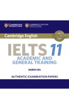 Cambridge IELTS 11 Audio CD -- CD