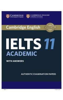 Cambridge IELTS 11 Academic Student's Book with Answers -- Učebnice
