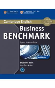 Business Benchmark Upper Intermediate BULATS Student's Book -- U�ebnice