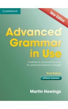 Advanced Grammar in Use Book without Answers -- Učebnice