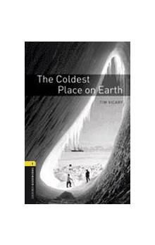 Oxford Bookworms Library New Edition 1 Coldest Place on Earth with Audio Mp3 Pack