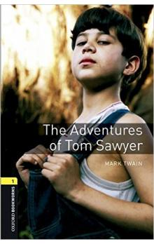 Oxford Bookworms Library New Edition 1 the Adventures of Tom Sawyer with Audio Mp3 Pack