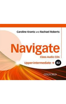 Navigate Upper-Intermediate B2: Class Audio CDs