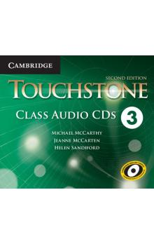 Touchstone Level 3 Class Audio CDs (4) -- CD