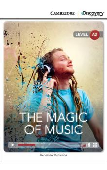 The Magic of Music Book with Online Access code -- Doplňky