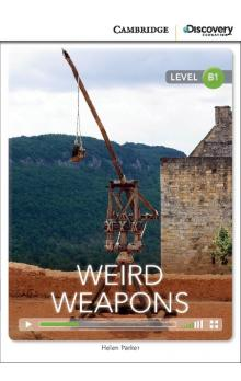 Weird Weapons Book with Online Access code -- Doplňky