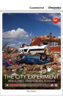 The City Experiment: Rebuilding Greensburg, Kansas Book with Online Access code -- Dopl�ky