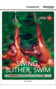 Swing, Slither, Swim Book with Online Access code -- Doplňky