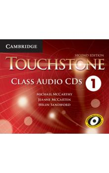 Touchstone Level 1 Class Audio CDs (4) -- CD