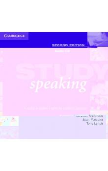 Study Speaking Audio CD -- CD