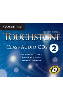 Touchstone Level 2 Class Audio CDs (4) -- CD