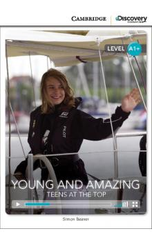 Young and Amazing: Teens at the Top Book with Online Access code -- Doplňky