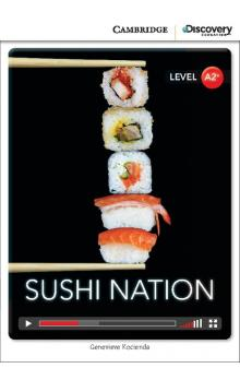 Sushi Nation Book with Online Access code -- Doplňky