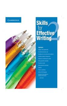 Skills for Effective Writing Level 2 Student's Book -- Učebnice