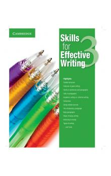 Skills for Effective Writing Level 3 Student's Book -- Učebnice