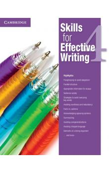 Skills for Effective Writing Level 4 Student's Book -- U�ebnice