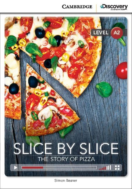 Slice by Slice: The Story of Pizza Book with Online Access code -- Doplňky