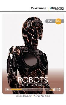 Robots: The Next Generation? Book with Online Access code    Doplňky