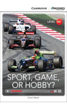 Sport, Game, or Hobby? Book with Online Access code -- Doplňky