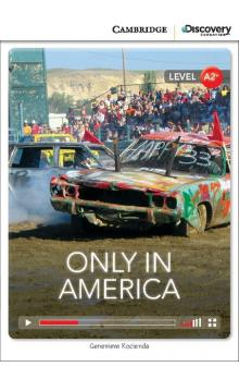 Only in America Book with Online Access code -- Doplňky