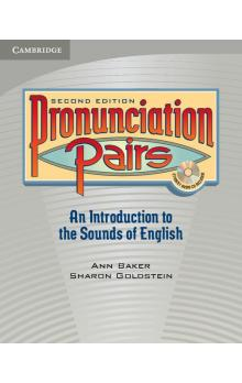 Pronunciation Pairs Student's Book with Audio CD -- Učebnice - Baker Ann, Goldstein Sharon