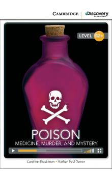 Poison: Medicine, Murder, and Mystery Book with Online Access code -- Doplňky