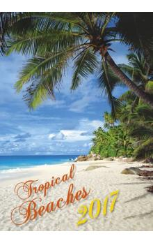 Kalend�� n�st�nn� 2017 - Tropical Beaches