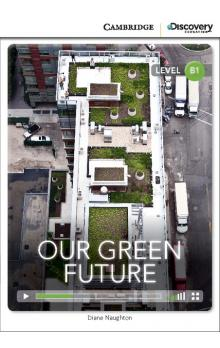 Our Green Future Book with Online Access code -- Doplňky