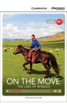 On the Move: The Lives of Nomads Book with Online Access code -- Doplňky