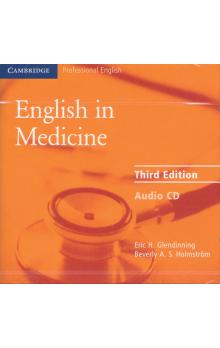 English in Medicine Audio CD -- CD