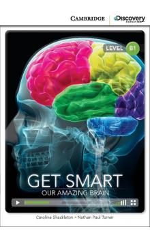 Get Smart: Our Amazing Brain Book with Online Access code -- Doplňky