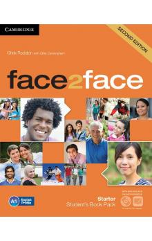 face2face Starter Student's Book with DVD and Online Workbook -- U�ebnice