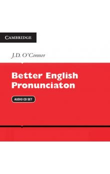 Better English Pronunciation Audio CDs (2)    CD